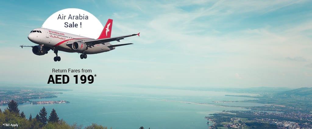 Air Arabia Travel Agent Login