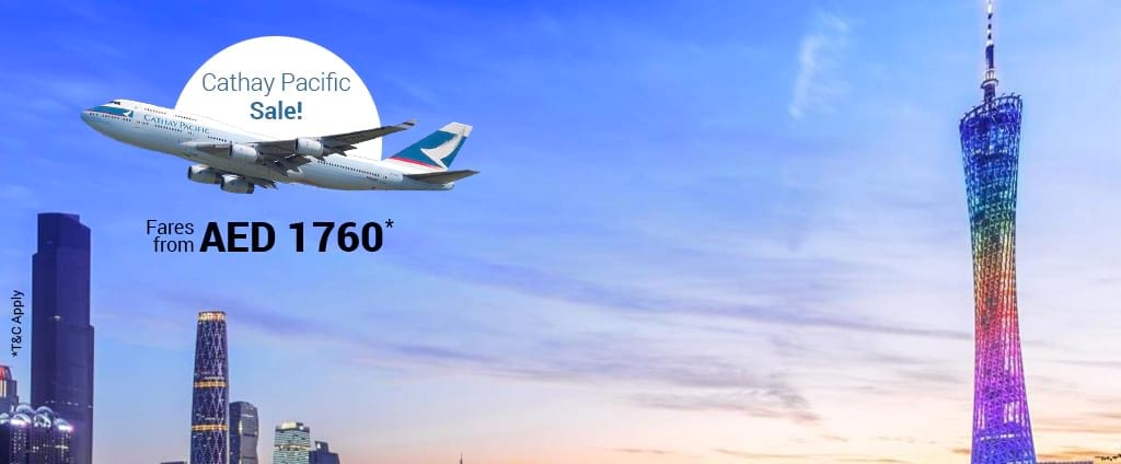 Cathay Pacific Travel Agent Support