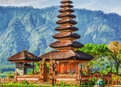 Singapore to  Bali Flights