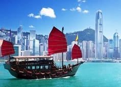 Singapore to  Hong-kong Flights