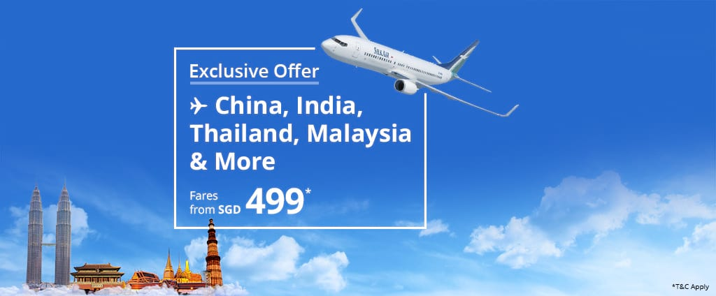 Silkair fare deals